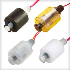 Level Sensors Control Components