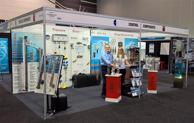 CCPL Ozwater 16 stand